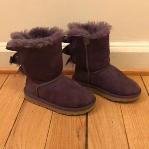 UGG Bailey Bow Toddler/Kids